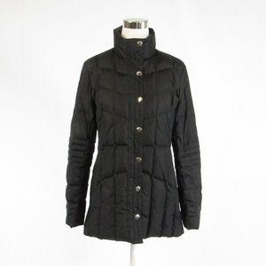 346 Brooks Brothers black down puffer coat 10